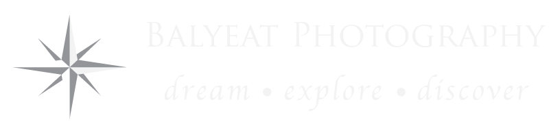 David Balyeat Photography Portfolio Retina Logo
