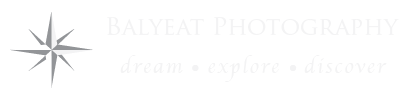 David Balyeat Photography Portfolio Logo