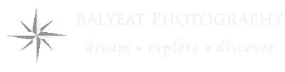 David Balyeat Photography Portfolio Logo