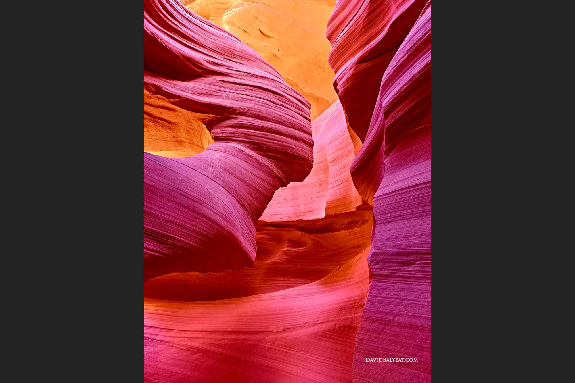 Antelope Canyon Arizona Earth Angel lady high-definition HD professional landscape photography