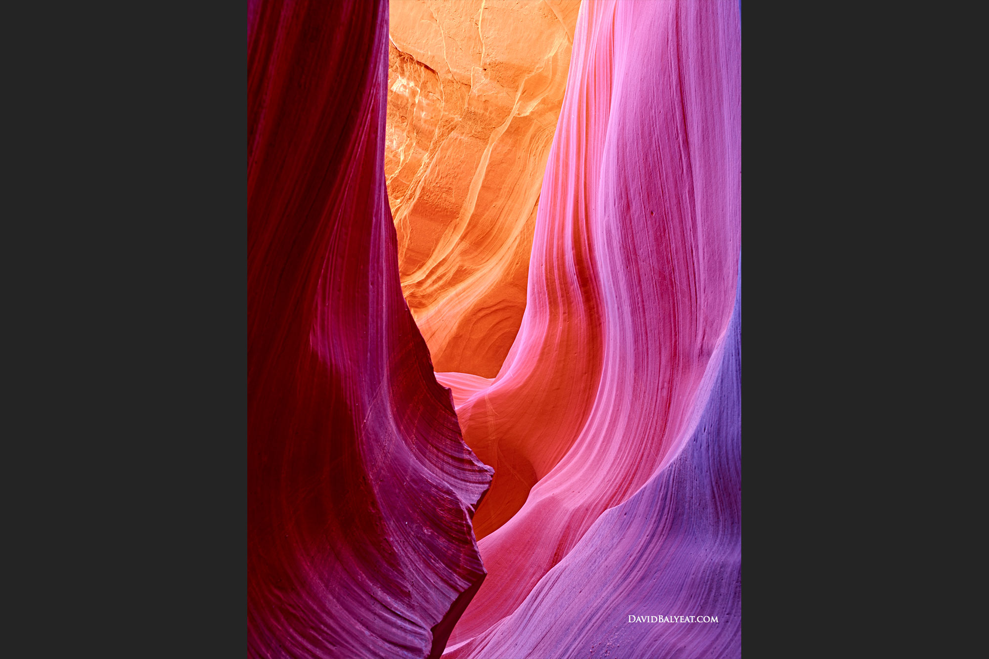 Antelope Canyons abstract rock formations Arizona high defintion HD professional photography