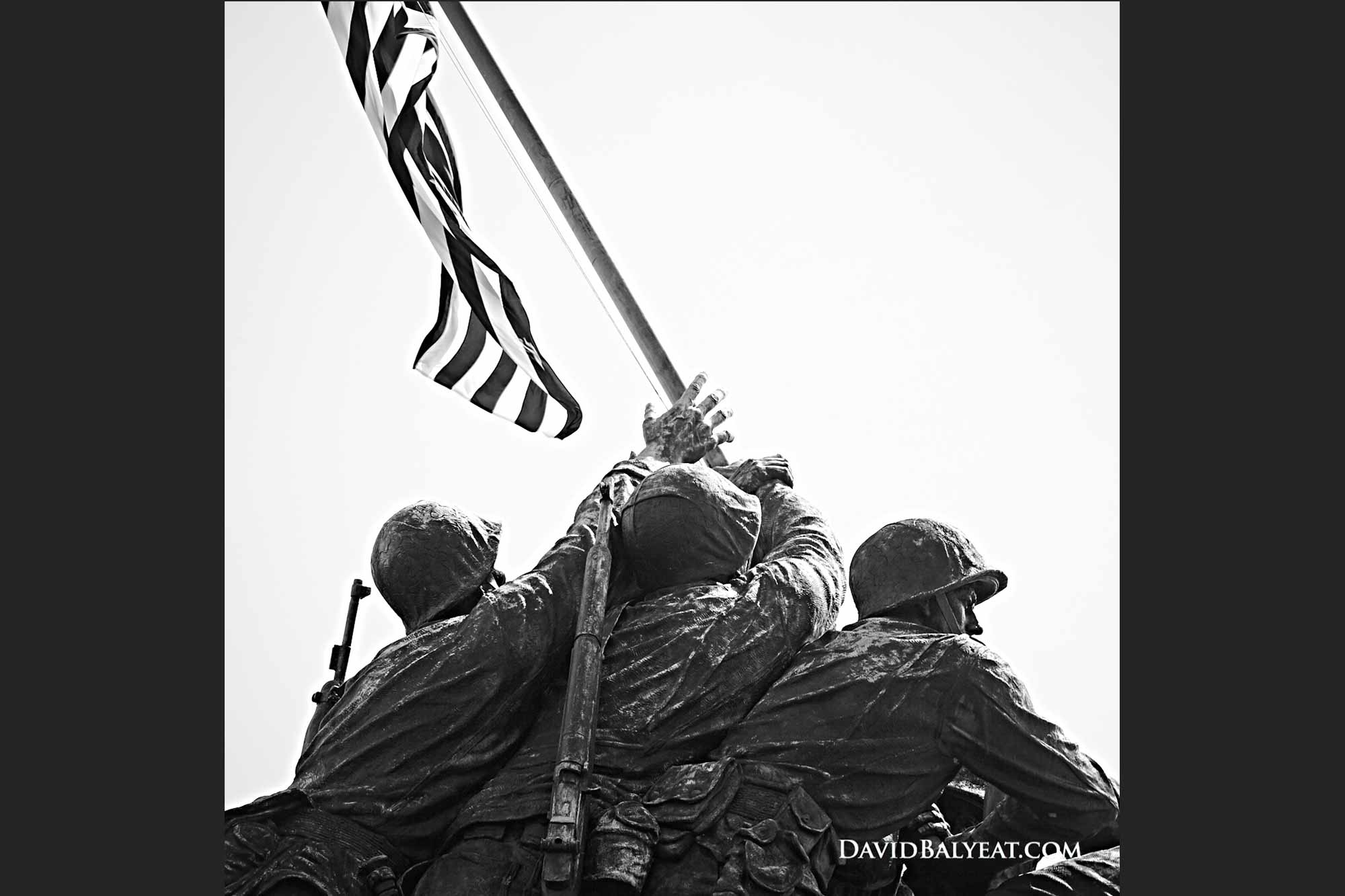 Iwo jima marine corps war memorial washington dc high definition hd professional landscape photography