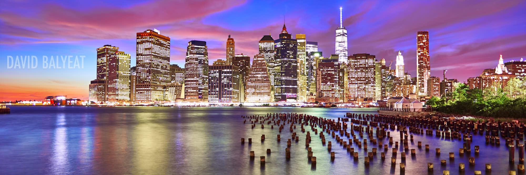 Lower Manhattan New York David Balyeat Photography Portfolio